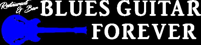 BluesGuitarForever ブルースギターフォーエバー Logo